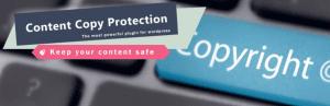 WP Content Copy Protection & No Right Click