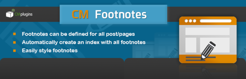 Top 12 Must-have WordPress Footnotes Plugin In 2020