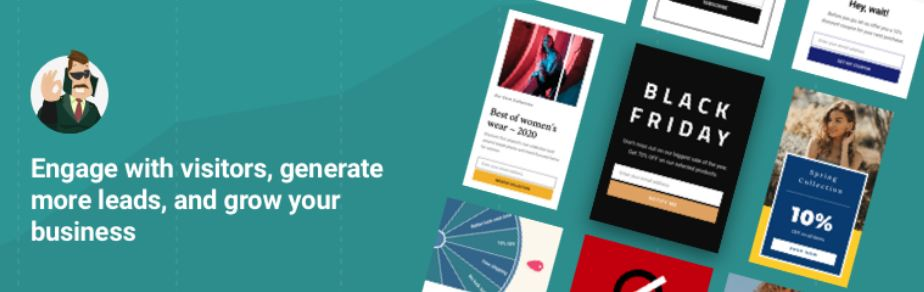 Collection Of 12 WordPress Lead Generation Plugin In 2021
