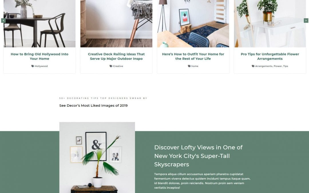Top 23 Awesome WordPress Blogging Theme In 2020