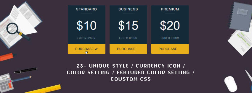 Top 8 Must-have Elementor Pricing Table Addon In 2021