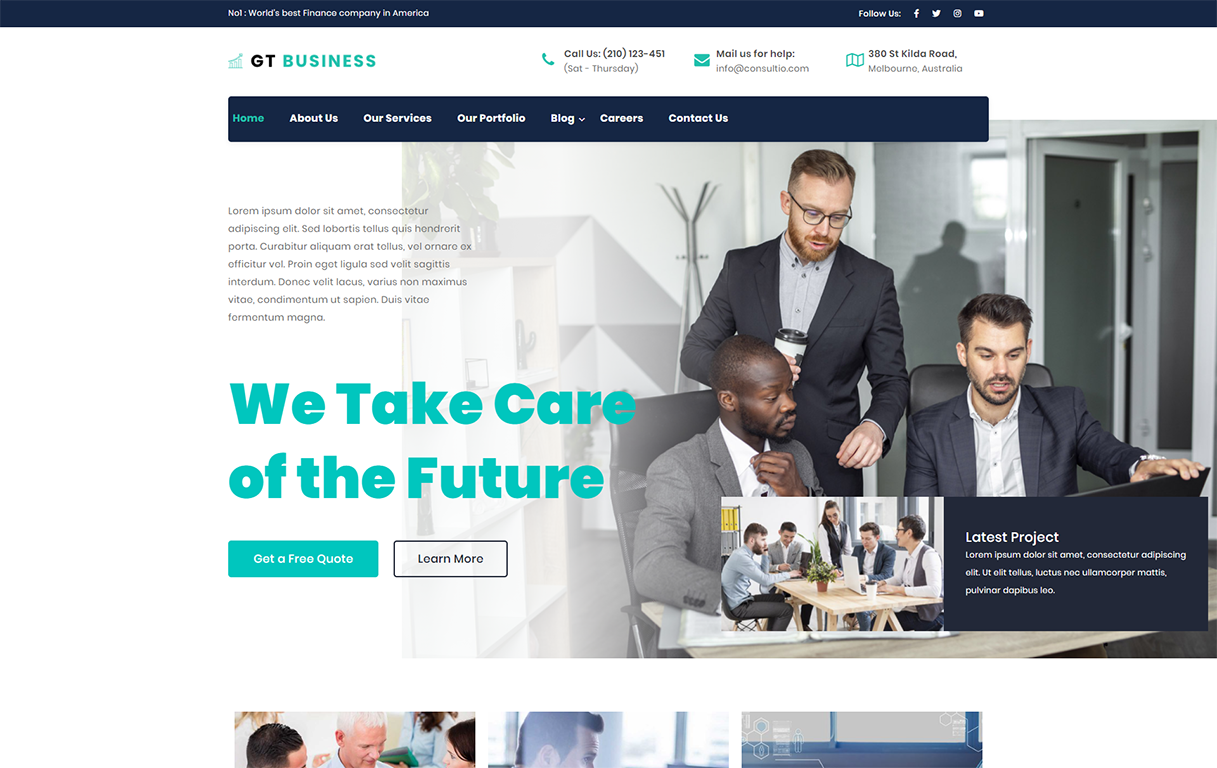 gt-business-wordpress-theme-elementor
