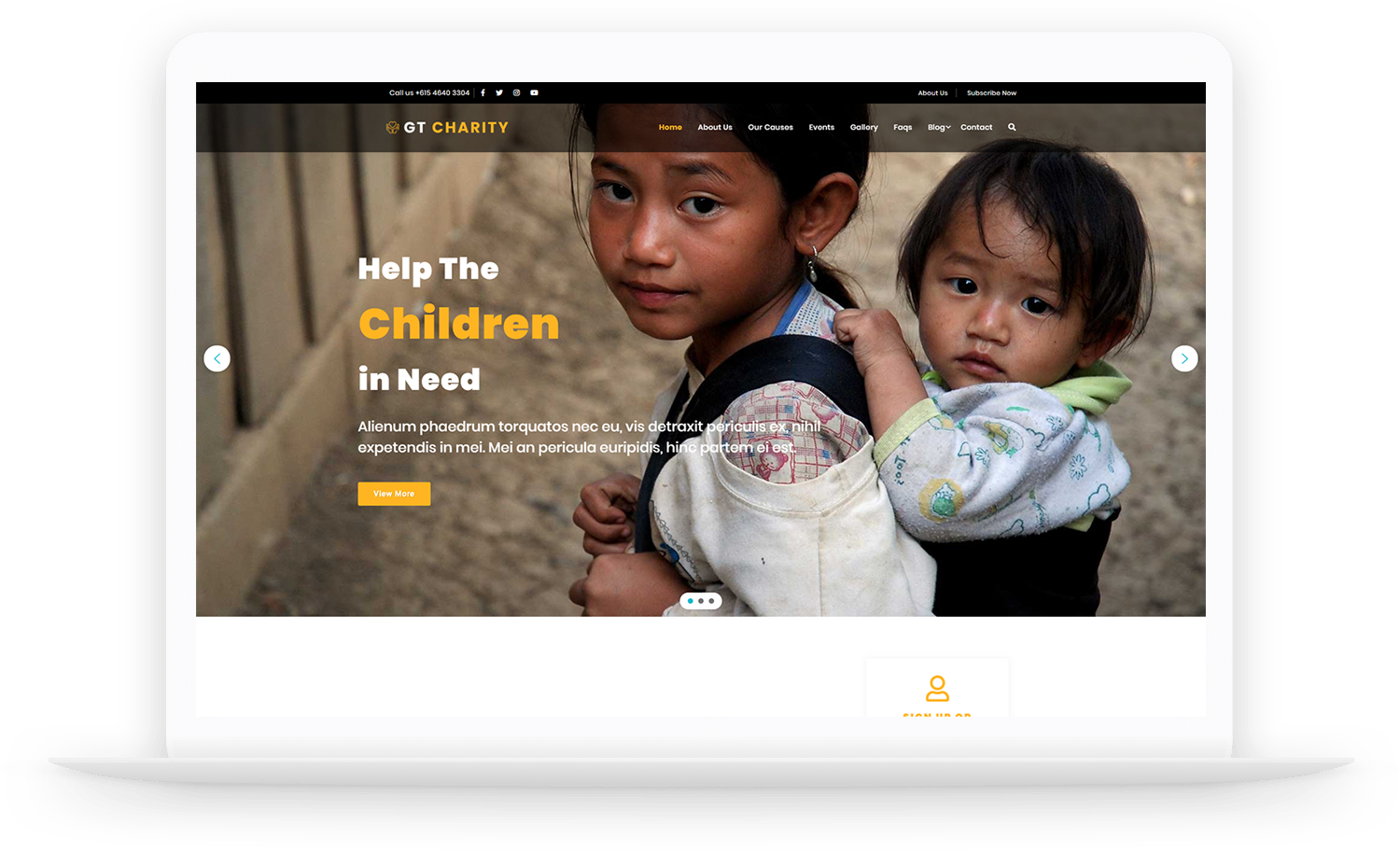 gt-charity-wordpress-theme-free