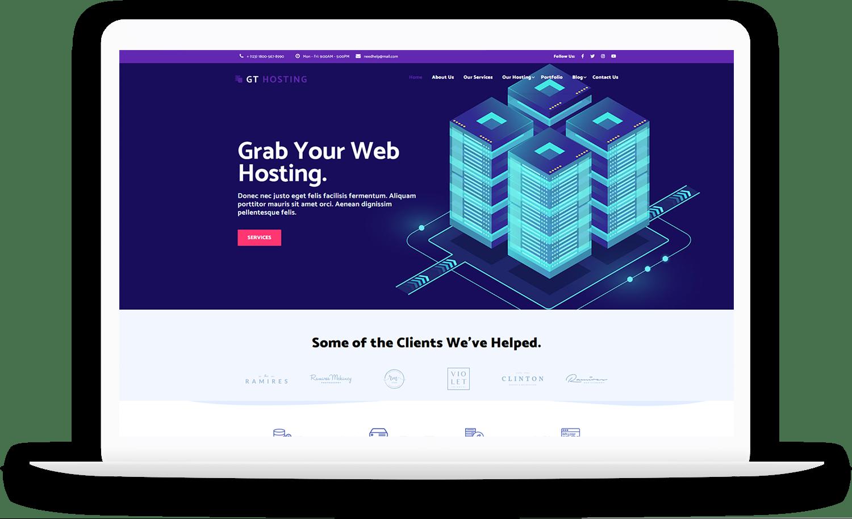 gt-hosting-wordpress-theme-free