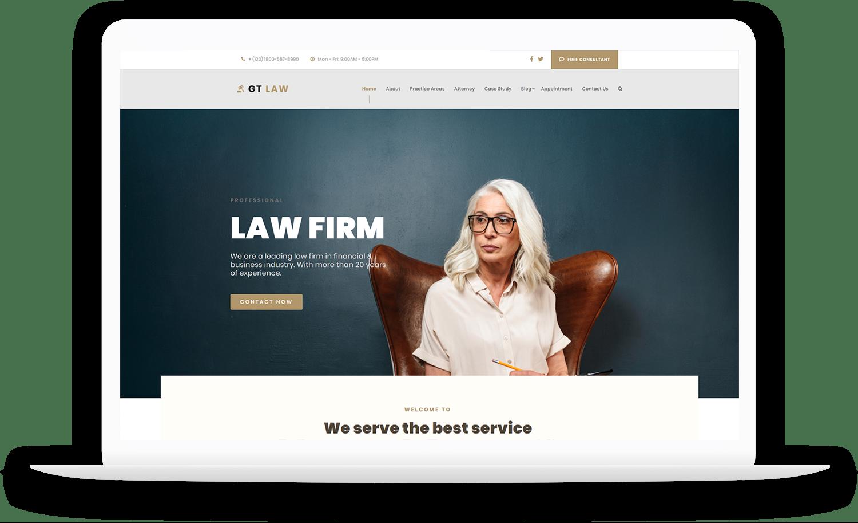 gt-law-elementor-wordpress-theme