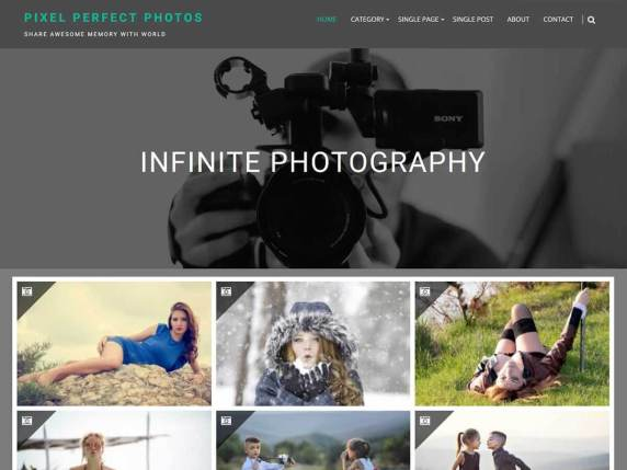 Top 20 WordPress Photography Themes In 2021
