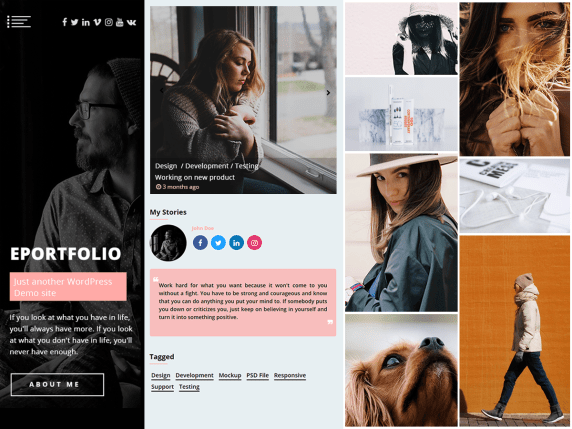 Top 20 WordPress Portfolio Theme In 2020