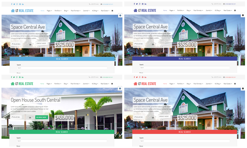 Top 20 WordPress Real Estate Theme In 2021
