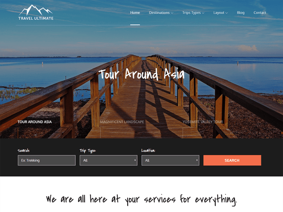 Top 25 Outstanding WordPress Travel Theme In 2020