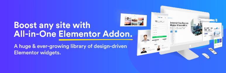 Dragfy Addons for Elementor