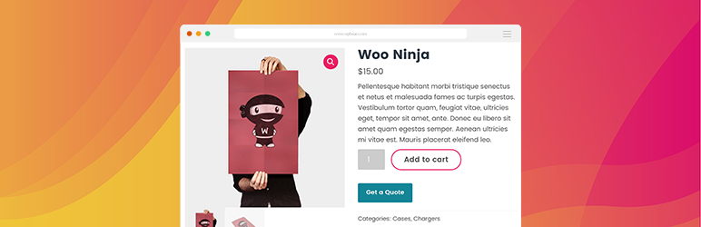 Get a Quote Button for WooCommerce