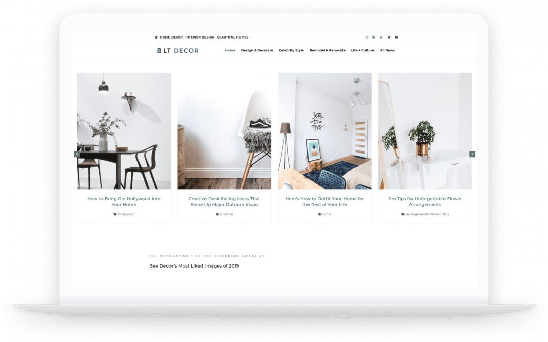 Top 30 Amazing WordPress Responsive Theme In 2021