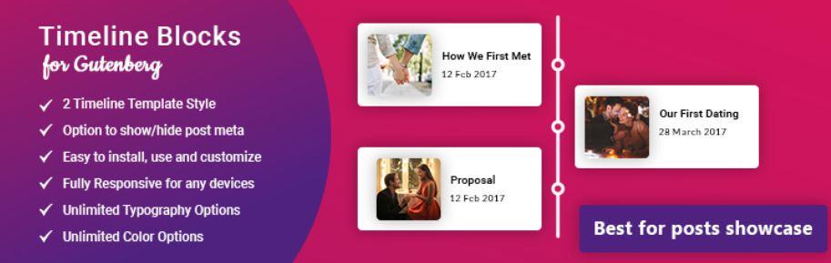 10 Must-have WordPress Timeline Plugin In 2021