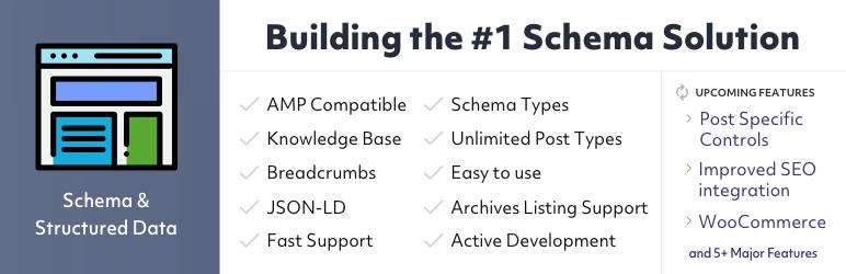 Schema & Structured Data for WP & AMP