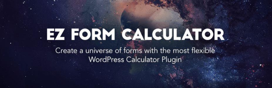 Collection of 9 WordPress Calculator Plugin In 2021