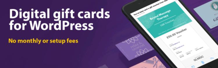 Top 7 Nice Woocommerce Gift Card plugin In 2021