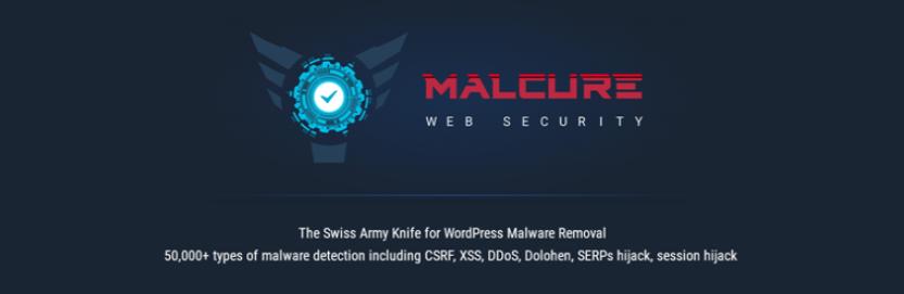 malCure WP Malware Scanner & Firewall