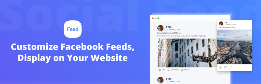 7 Impressive WordPress Facebook Feed Plugin In 2021