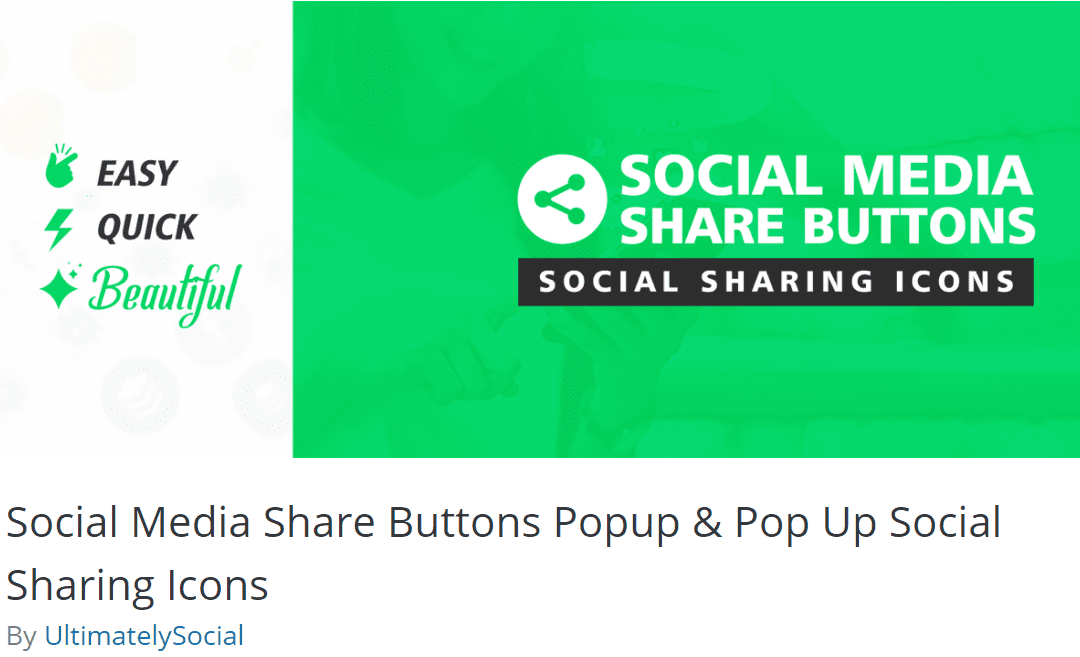 Top 15 WordPress Share Button Plugins In 2021