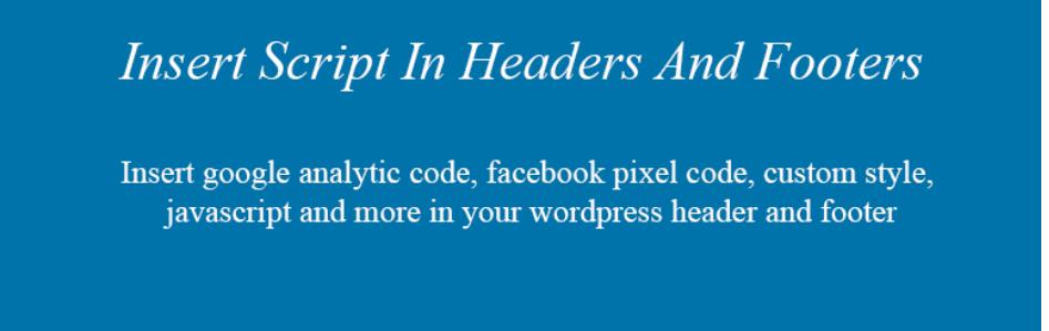 8 Best WordPress Header And Footer Plugin In 2021