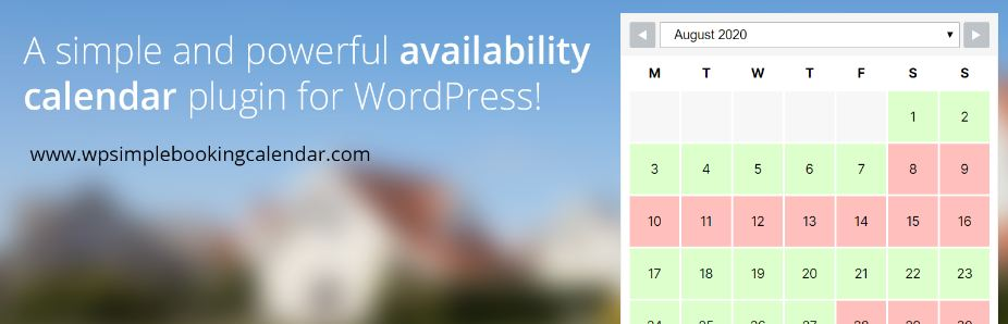 List Of 7 WordPress Calendar Booking Plugin In 2021