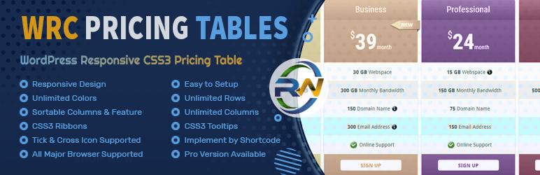 Top 7 Best WordPress Pricing Table Plugin In 2021